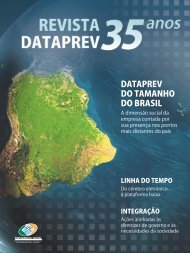 DATAPREV DO TAMANHO DO BRASIL
