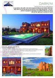 Download V-DARH-M Villa PDF - Kasbah du Toubkal