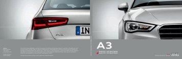 A3 Sportback Audi S3
