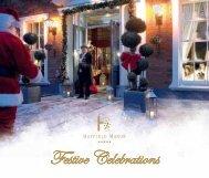 Christmas Brochure - Hayfield Manor Hotel