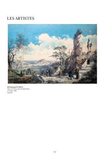 Livre Acade Nissart 1a96 - Le Pays de Nice et ses Peintres