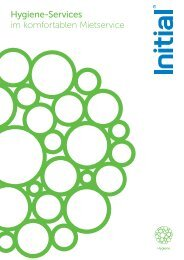 Folder KOMFORT-HYGIENE - Initial Textil