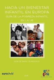 HACIA UN BIENESTAR INFANTIL EN EUROPA - Eapn