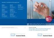 04 / 2009 BK 01 ® und BK XL ® sind - Aareal Bank AG