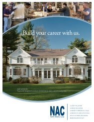 North Atlantic Corp. Recruiting Brochure