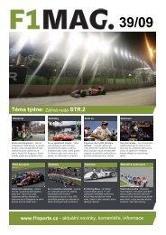 39/09 - F1sports.cz
