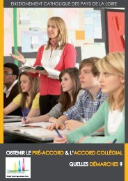 obtenir le pré-accord & l'accord collégial quelles démarches