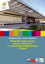 dossier de presse - Mairie de Clapiers