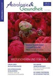Weltgeschehen und Feng-shuI - Roland Jakubowitz