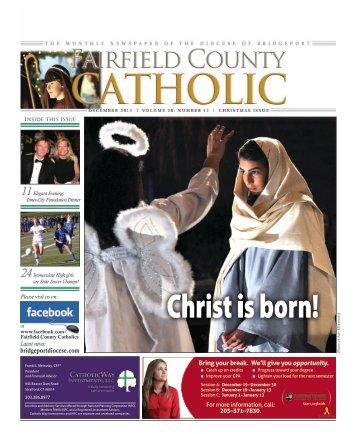 December 2011 - Diocese of Bridgeport