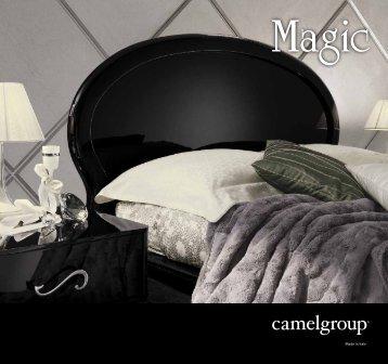 Каталог итальянской мебели Camelgroup современная ...