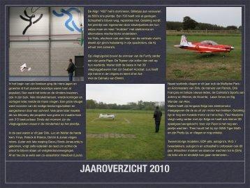 JAAROVERZICHT 2010 - Golden Wings