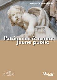 Patrimoine & nature - Accueil du guide des sorties