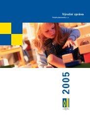 Výroční zpráva - Pražská plynárenská as