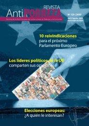 Revista AntiPobreza número 129 - Eapn