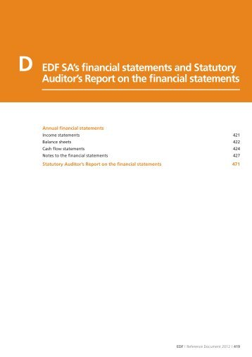 Appendix D (PDF, 406 Kb) - Shareholders and investors - EDF
