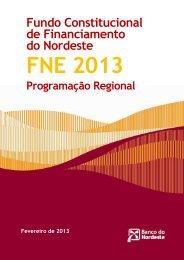 Programação FNE 2013 15-02-2013_protegida - Banco do Nordeste