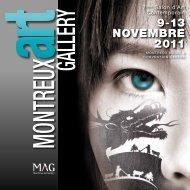 Expositions thématiques - Montreux Art Gallery