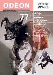 Odeon 77 - De Nederlandse Opera