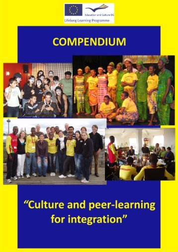 compendium. Culture and peer-learning for integration