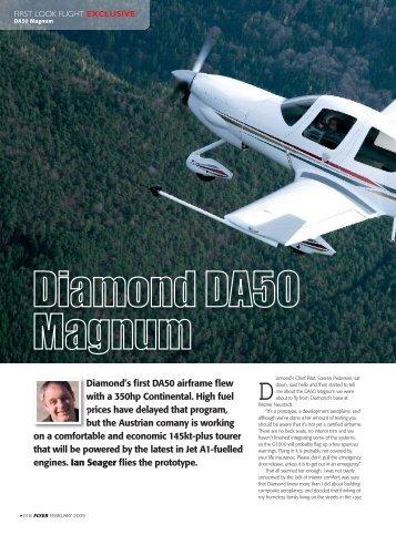 DA-50 - Black Rock Global Services