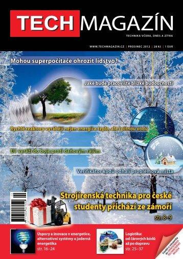 TM 12/2012 - TechMagazín
