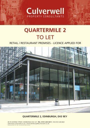 Download pdf (356 Kb) - Culverwell