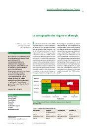 La cartographie des risques en chirurgie - JIQHS