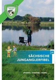 SÄCHSISCHE JUNGANGLERFIBEL - 3. Auflage