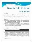 Le mandat d'inaptitude et les directives anticipées - Page 2