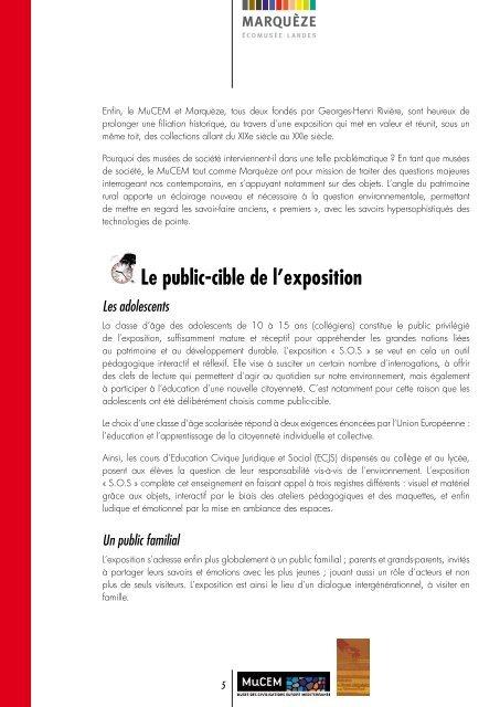 SOURCES ! - Ecotourisme dans les Landes de Gascogne