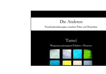 Tamci Die Anderen - Arkadiusz Jasinski