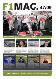 47/09 - F1sports.cz