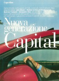 01/07/2010 Capital - Giuseppe Bottiglieri Shipping Company Spa