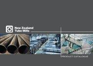PRODUCT CATALOGUE - New Zealand Tube Mills