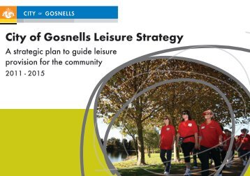 City of Gosnells Leisure Strategy