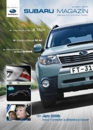 Subaru Magazín