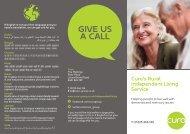 GIVE US A CALL - Peasedown St John Parish Council