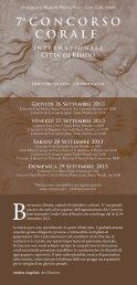 Programma completo - Comune di Rimini