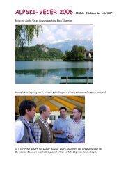 11. bis 15. Mai 2006 in Slowenien