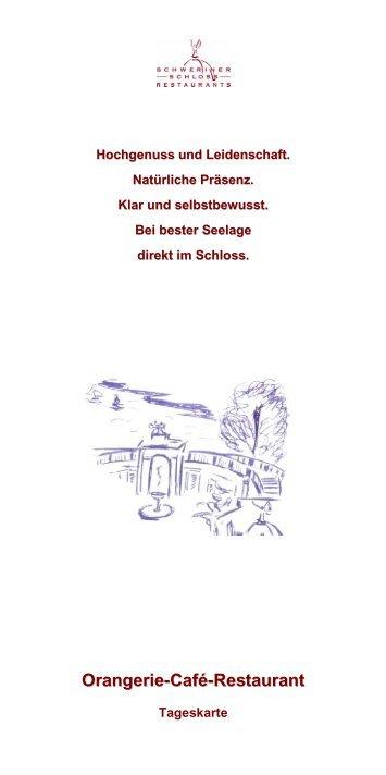 Unsere Empfehlung: Sonntags-Brunch - Schweriner Schloß