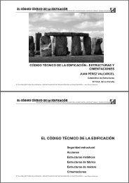 Documento Básico de Seguridad Estructural
