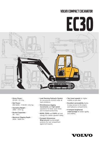 EC30 - Plant Hire UK Limited