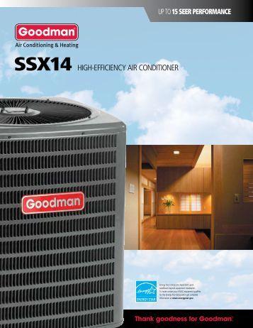 Gsx13 Goodman