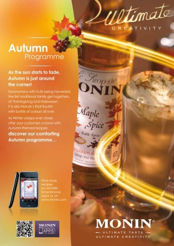 Autumn - MONIN