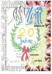 Nummer 60 kostenlos Juli 2015