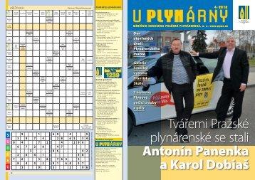4/2012 - Pražská plynárenská as