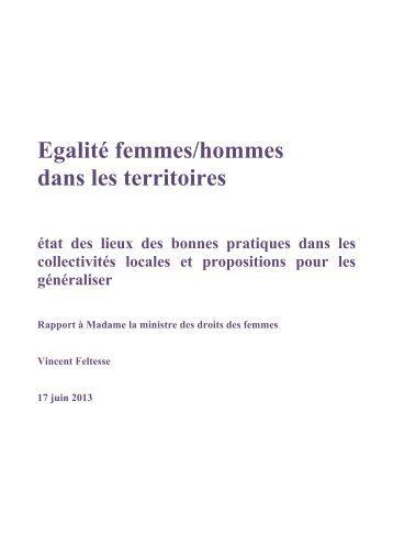 rapport 14 juin 2013 - Santé - Sécurité au Travail dans les Fonctions ...