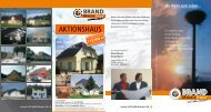 flyer download - brand massivhaus