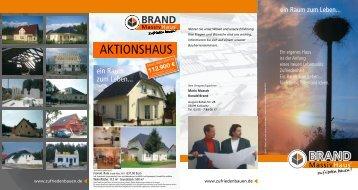 flyer download - brand massivhaus